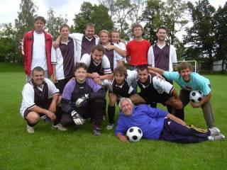 TJ - fotbal