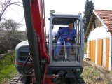 Dostavba kanalizace 22.4.2013