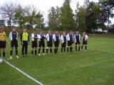Fotbalový zápas 8.10.2011