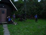 Ubytování v kempu Cihelna 29.8.2013