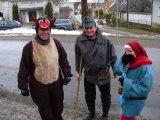 Masopustní maškarní průvod v Raděticích 2.2.02013