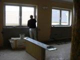 Výměna oken a dveří 24.9.2012