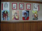 Návštěva v umělecké škole v Hodruša Hámre