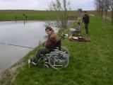 Rybářské závody 21.4.2012