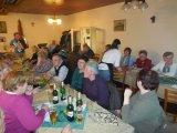 Setkání seniorů v obecní hospodě