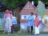 Úsměf - hra Mrazík na Slavnosti vítání léta